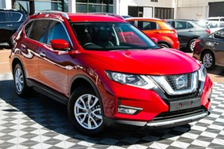 2020 Nissan X-Trail T32 Series II ST-L X-tronic 4WD Ruby Red 7 Speed Constant Variable Wagon.