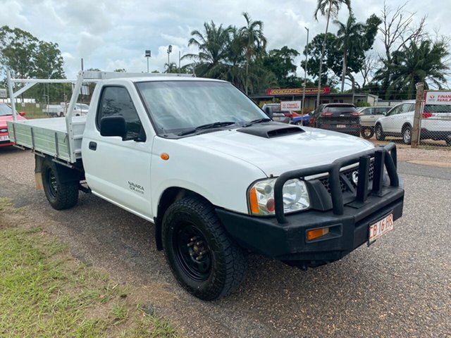 Used Nissan Navara D22 S5 DX 4x2 Pinelands, 2013 Nissan Navara D22 S5 DX 4x2 White 5 Speed Manual Cab Chassis