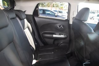 2019 Nissan Juke F15 MY18 Ti-S 2WD Arctic White 6 Speed Manual Hatchback