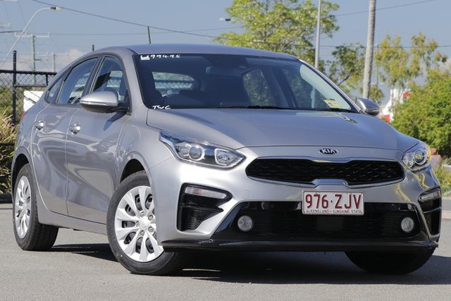 Used Kia Cerato BD MY19 SI Rocklea, 2019 Kia Cerato BD MY19 SI Steel Grey 6 Speed Sports Automatic Hatchback