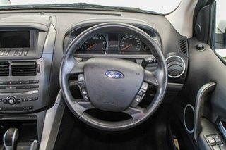 2011 Ford Territory SZ TX (RWD) White 6 Speed Automatic Wagon