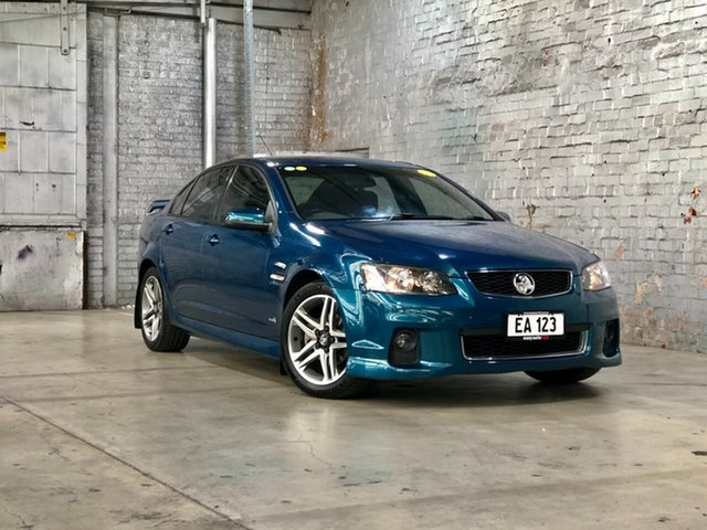 Used Holden Commodore VE II MY12 SV6 Mile End South, 2012 Holden Commodore VE II MY12 SV6 Chlorophyll 6 Speed Sports Automatic Sedan