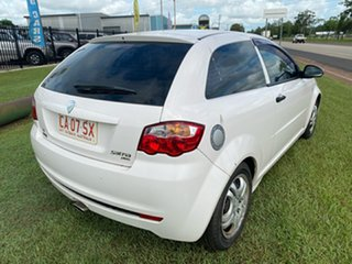 2011 Proton Satria BS Neo G White 5 Speed Manual Hatchback