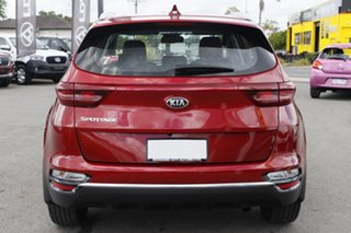 2020 Kia Sportage QL MY20 S 2WD Fiery Red 6 Speed Sports Automatic Wagon