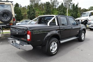 2014 Nissan Navara D22 S5 ST-R Black 5 Speed Manual Utility.