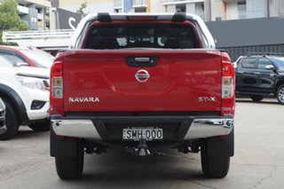 2019 Nissan Navara D23 S3 ST-X Burning Red 7 Speed Sports Automatic Utility