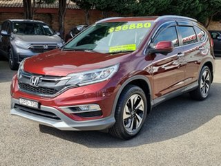 2017 Honda CR-V RM Series II MY17 VTi-L Rc 5 Speed Sports Automatic Wagon.