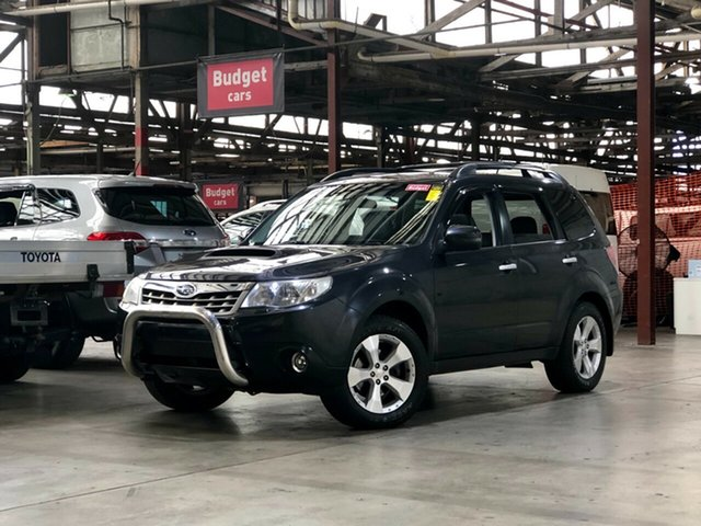 Used Subaru Forester S3 MY12 2.0D AWD Premium Mile End South, 2012 Subaru Forester S3 MY12 2.0D AWD Premium Grey 6 Speed Manual Wagon