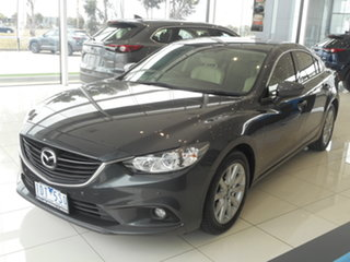 2014 Mazda 6 GJ1031 Touring SKYACTIV-Drive 6 Speed Sports Automatic Sedan