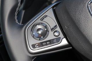 2020 Honda Civic MY20 VTi-L Blue 1 Speed Automatic Hatchback