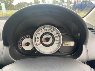2008 Mazda 2 DE10Y1 Genki Maroon 4 Speed Automatic Hatchback