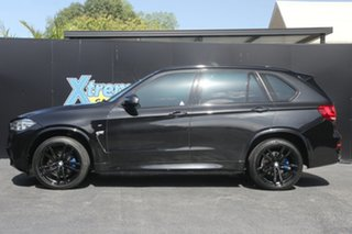 2014 BMW X5 F15 xDrive25d Black 8 Speed Automatic Wagon