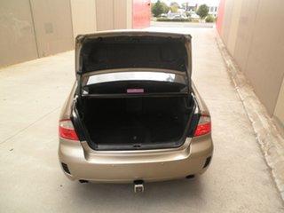 2007 Subaru Liberty B4 MY08 AWD Champagne Bronze 5 Speed Manual Sedan