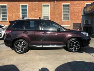 2013 Subaru Forester S4 MY13 XT Lineartronic AWD Maroon 8 Speed Constant Variable Wagon.