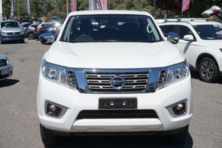 2019 Nissan Navara D23 S4 MY20 RX 4x2 White 7 Speed Sports Automatic Utility.