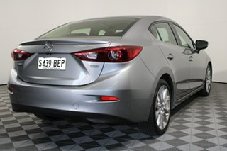 2014 Mazda 3 BM5236 SP25 SKYACTIV-MT Astina Silver 6 Speed Manual Sedan