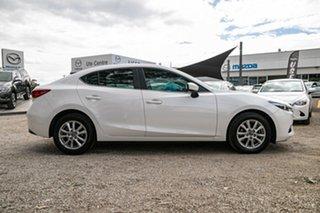 2017 Mazda 3 BN5278 Maxx SKYACTIV-Drive 25d 6 Speed Sports Automatic Sedan