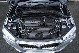 2019 BMW X1 F48 MY19 xDrive 25i M Sport Glacier Silver 8 Speed Automatic Wagon