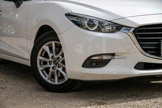 2017 Mazda 3 BN5278 Maxx SKYACTIV-Drive 25d 6 Speed Sports Automatic Sedan.