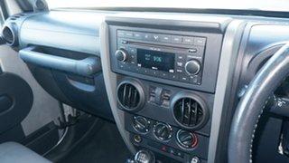 2009 Jeep Wrangler JK MY2010 Sport Silver 6 Speed Manual Softtop