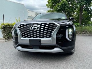 2020 Hyundai Palisade LX2.V1 MY21 Highlander 2WD Timeless Black 8 Speed Sports Automatic Wagon.