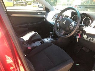 2014 Mitsubishi Lancer CJ MY14.5 ES Sport Red 6 Speed Constant Variable Sedan.