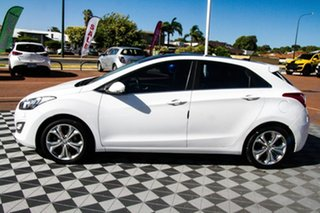 2013 Hyundai i30 GD Premium White 6 Speed Sports Automatic Hatchback