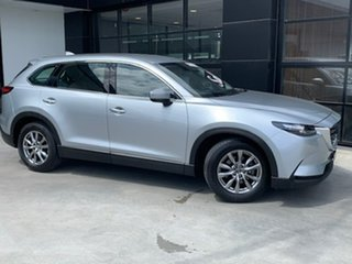 2019 Mazda CX-9 TC Touring SKYACTIV-Drive Silver 6 Speed Sports Automatic Wagon.