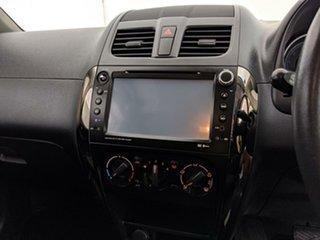 2013 Suzuki SX4 GYA MY13 Crossover Red 6 Speed Constant Variable Hatchback