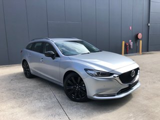2021 Mazda 6 GL1033 GT SP SKYACTIV-Drive Sonic Silver 6 Speed Sports Automatic Wagon