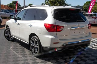 2020 Nissan Pathfinder R52 Series III MY19 Ti X-tronic 2WD Ivory Pearl 1 Speed Constant Variable.