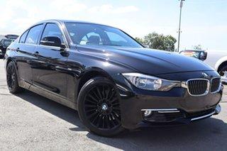 2012 BMW 3 Series F30 MY0812 328i 8 Speed Sports Automatic Sedan.