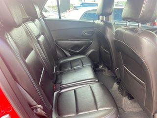 2015 Holden Trax TJ MY15 LTZ Red 6 Speed Automatic Wagon