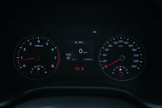 2019 Kia Cerato BD MY20 S Red 6 Speed Automatic Sedan