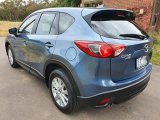 2015 Mazda CX-5 KE Series 2 Maxx Sport Blue Sports Automatic Wagon