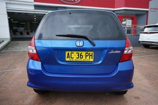 2005 Honda Jazz Upgrade GLi Blue Continuous Variable Hatchback