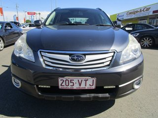 2012 Subaru Outback B5A MY12 2.5i Lineartronic AWD Premium Grey 6 Speed Constant Variable Wagon