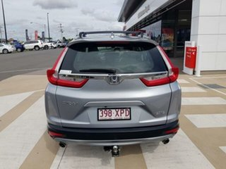 2017 Honda CR-V RW MY18 VTi-L FWD Silver 1 Speed Constant Variable Wagon.