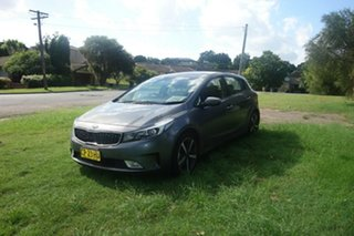 2018 Kia Cerato YD MY18 Sport Grey 6 Speed Sports Automatic Hatchback.