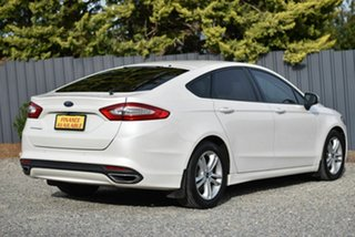 2017 Ford Mondeo MD 2017.50MY Ambiente White 6 Speed Sports Automatic Dual Clutch Hatchback