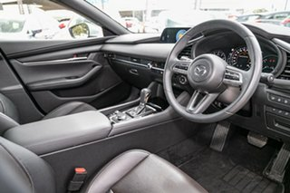 2019 Mazda 3 BP2H7A G20 SKYACTIV-Drive Touring Sonic Silver 6 Speed Sports Automatic Hatchback