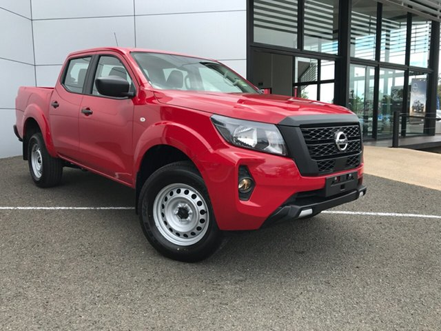 New Nissan Navara D23 MY21 SL South Gladstone, 2021 Nissan Navara D23 MY21 SL Red 7 Speed Sports Automatic Utility