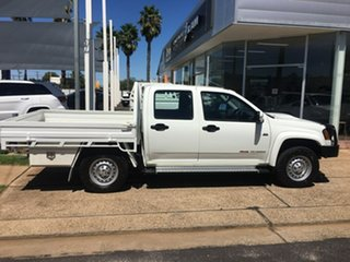 2009 Holden Colorado RC LX White Manual