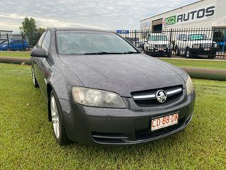 2008 Holden Commodore VE MY09 Omega Grey 4 Speed Automatic Sedan.