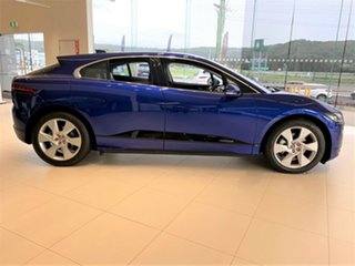 2019 Jaguar I-Pace X590 MY19 EV400 AWD SE Caesium Blue 1 Speed Automatic Wagon.