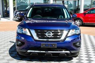 2020 Nissan Pathfinder R52 Series III MY19 ST-L X-tronic 2WD Caspian Blue 1 Speed Constant Variable