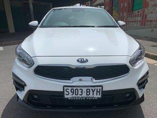 2018 Kia Cerato YD MY18 Sport+ White 6 Speed Sports Automatic Sedan