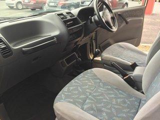1998 Nissan Terrano JRR-50 White 5 Speed Manual Wagon