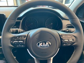 2020 Kia Stonic YB MY21 GT-Line DCT FWD Signal Red 7 Speed Sports Automatic Dual Clutch Wagon