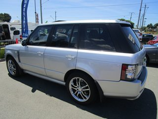 2012 Land Rover Range Rover Vogue L322 12MY TDV8 Autobiography Silver 8 Speed Sports Automatic Wagon.